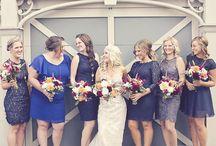 bridesmaid inspo!