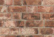 Brick Wallpaper / Brick Wallpaper can instantly transform any area into a warehouse type feel, perfect for games rooms, bars, man caves, kitchens, wine cellars, restaurants and shops. http://www.wowwallpaperhanging.com.au/brick-wallpaper/