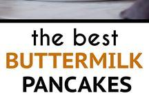 Crumpets & Pancakes