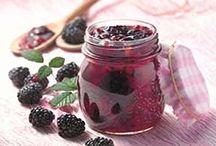 confiture fruits rouge