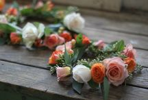 floral crowns / some favorite crowns from other florists