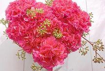 Flower hearts/hjärta /sydän