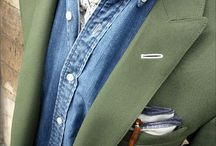 Fall Style / Menswear for the fall