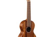 Ukuleles / All kinds and colors of ukuleles. Have some fun, play a ukulele!