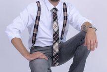 BRET003 / Fashion Inspiration for Light plaid Braces: http://www.mightygoodman.nl/nl/english-fashion-bretels-geruit-licht.html