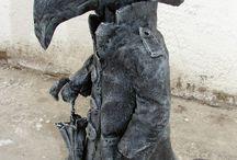 Sculpture / by Dalia Aleksandraviciene