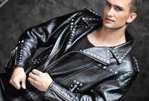 Ramoneska.pl - odzież motocyklowa męska / Producent skórzanej odzieży motocyklowej RAMONESKA.  Wzory i inspiracje ~ zapraszamy na stronę www.ramoneska.pl