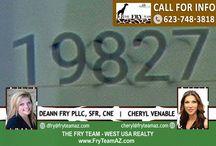 SOLD! Amazing Estrella Dells 2 Buckeye Home / 19827 W Teepee Road, Buckeye, AZ 85326