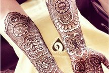 Mehndi Style / Mehndi and henna for Indian weddings and brides