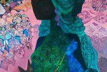 Olga Zelinska / Artist Olga Zelinska paintings