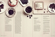 editorial design / by Marynn Hu
