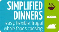 Simplified Pantry / Simple Pantry Cooking at its best: recipes, tips, tricks, tutorials, tools, and more to help you enjoy your time in the kitchen and get easy, simple, real food dinners on the table. / by Simplified Organization