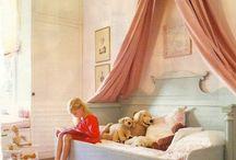 Bedrooms / by Valerie Birmingham