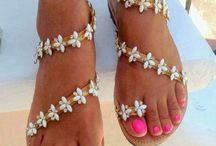 kesä sandaalit