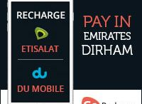 UAE / For prepaid mobile users based in United Arab Emirates, GoRecharge offers instant online local recharge service at your fingertips. Conveniently pay in Emirati Dirham and get your mobile recharge done in seconds.