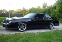 Horváth Szilárd Buick Grand National - Black Air - Even in stock form these…