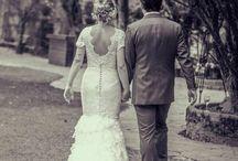 Casamento K & T / Casamento de dia . No campo.