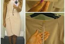 Fitting Room Fashion / Check out designer and limited edition collection fitting room pics here!