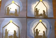 religion ideas for preschool / by Laurie Kuchera
