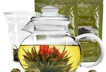 Primula Glass Teapots
