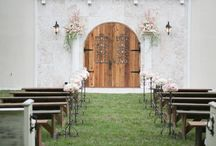 Enchanted Garden Chapel-Bakers Ranch - Wedding ceremony site / Enchanted Garden Chapel- Start your journey together by exchanging vows in front of our dream-inspired chapel façade.