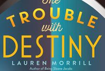 The Trouble With Destiny / YA rom com about a band trip on a cruise ship, out December 8th
