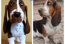 Realistic Dog Crochet pattern amigurumi / by LittleOwlsHut