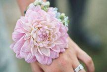 цветы на руку