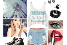 Polyvore / My polyvore creations.