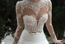 Wedding Dress ideas!