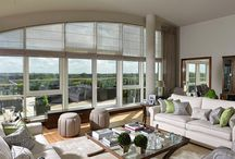 Residential Estates work / Interior Design work for Residential Estates carried out by Top Brass.