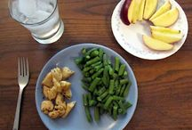 Let's get healthy. / by Haley Wayland