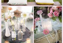 Wedding Ideas (decor)