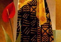 pittura afro