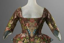18th century fashion - first half