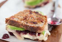 Sandwiches, bread