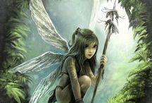 Fadas e Elfos