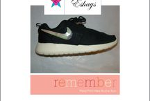 Custom Nike Roshe Run Unisex Nikes, Unisex Nike Roshe Run / www.eshays.com   #Cheetah #CheetahRoshe #BlingNikes #RedRhinestones #GoldGlitter #GoldRoshe #GoldCheetah #GoldNikeRoshe #FloralNikes #Floral #Goldversace #GoldBlackPrint #RedNikeRoshe #BlackNikeRoshe #CustomNikes #Eshays @eshayfrancois