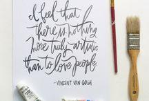 Words / by Sasha Grubor