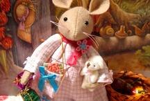 diana / knutselen is mijn hobby ik hou van eigen gemaakte dingen gebreid gehaakt genaaid gefrutseld voor men poppenhuisjes dingen maken vind ik heel leuk. / by Diana van der Avoort