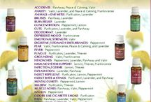 Essential Oils / by Amanda Stone Gundersen