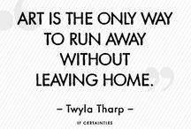 arty creative quotes
