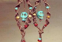 Hemp Jewelry / by Viola