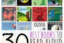 Children's books aloud