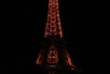 Paris at Night / by Elizabeth Talley