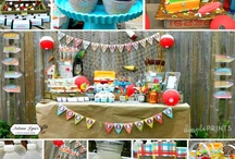 party ideas / by Noreen McCollum