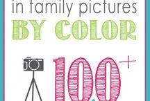 Family Photos / Ideas and themes