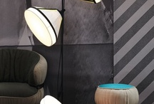 Diesel home with Foscarini