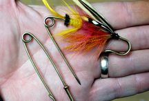Fly Fishing Gifts / A few creative ways to make a fly fishing themed gift for birthdays and Christmas gifts.