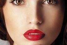 Makeup / As a makeup artist that  photographs
